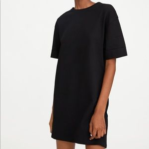 👏🏽Editor Pick👏🏽 Zara Oversized T-shirt Dress
